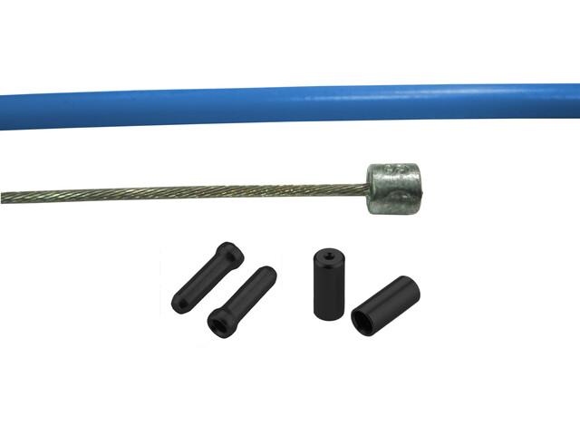 Cube RFR Universal Sport Schakelkabel Set, blauw/zwart